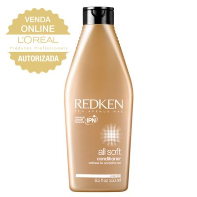 Redken All Soft - Condicionador Hidratante - 250ml