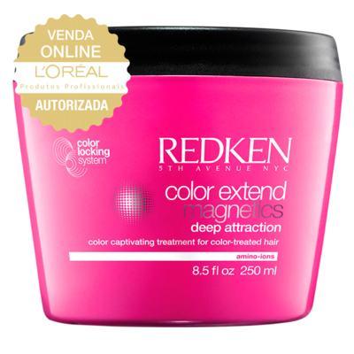 Redken Color Extend Magnetics Deep Attraction - Máscara Capilar - 250ml