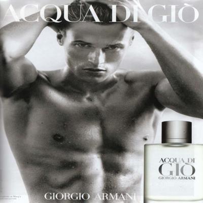 Imagem 7 do produto Acqua Di Giò Homme Giorgio Armani - Perfume Masculino - Eau de Toilette - 50ml