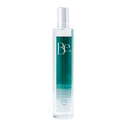 Be Verde Escuro Perfume masculino - Deo Colônia - 100ml