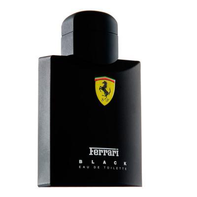 Imagem 9 do produto Ferrari Black Eau de Toilette Perfume Masculino 125ml -