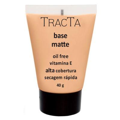 Base Facial Matte Tracta Alta Cobertura - 02C