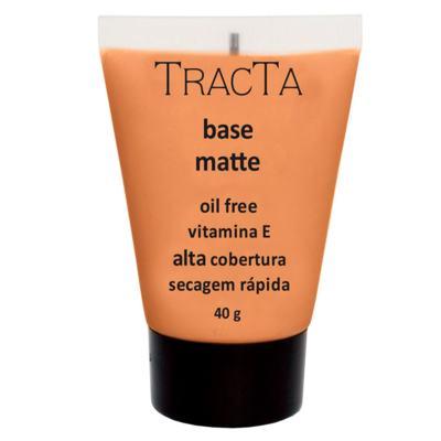 Base Facial Matte Tracta Alta Cobertura - 05C