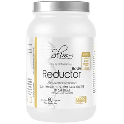 BODY REDUCTOR 60 CAPS SLIM  (TIME RELEASE) -