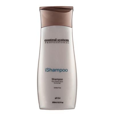 Control System Ishampoo  - Shampoo Hidratante - 250ml