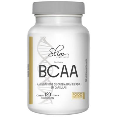 BCAA 120 CAPS - SLIM -