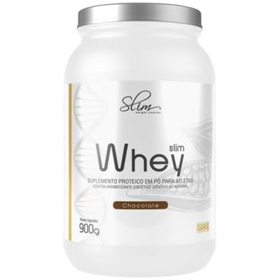 SLIM WHEY BLEND 900G - SLIM - CHOCOLATE -