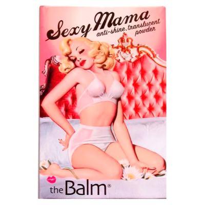 Imagem 4 do produto Sexy Mama The Balm - Pó Compacto - Translucido