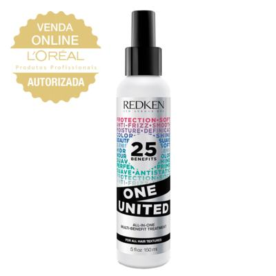 Imagem 3 do produto Redken One United + All Soft Conditioner- Leave-In + Condicionador - Kit