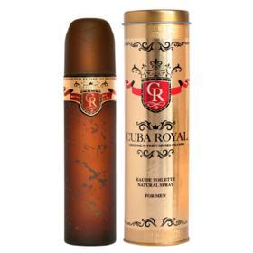 Royal Men Cuba Original by Parfums Des Champs - Perfume Masculino - Eau de Toilette - 100ml