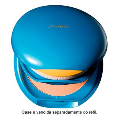 Imagem 1 do produto Refil - UV Protective Compact Foundation FPS35 Shiseido - Base Facial - Medium Beige - SP60