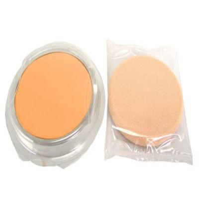 Imagem 3 do produto Refil - UV Protective Compact Foundation FPS35 Shiseido - Base Facial - Light Ochre - SP30