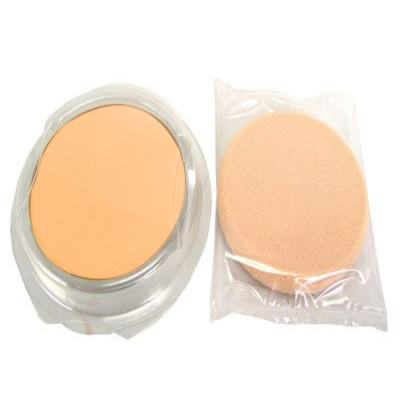 Imagem 4 do produto Refil - UV Protective Compact Foundation FPS35 Shiseido - Base Facial - Fair Ivory