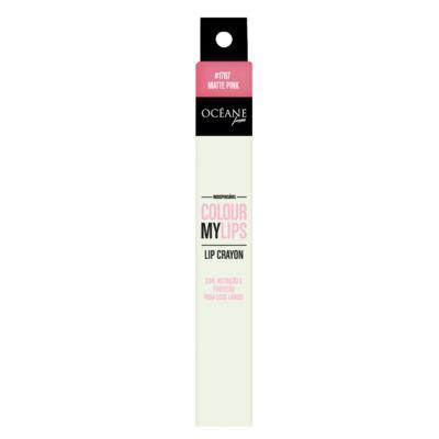 Imagem 3 do produto Lip Crayon Océane - Lápis Batom - Matte Pink