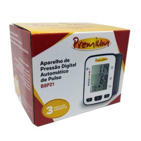 Aparelho De Pressão Premium Digital de Pulso - BSP21 | 1 unidade