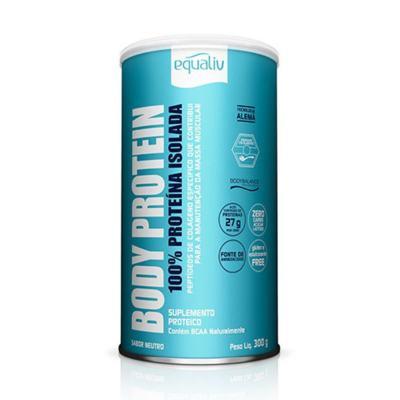 Equaliv Body Protein Sabor Neutro 300g