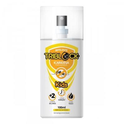 Repelente Triblock Kids Spray 100ml