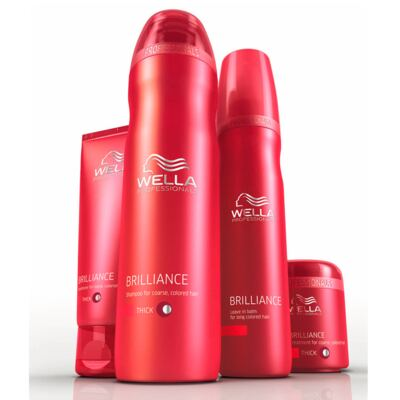 Imagem 2 do produto Wella Professionals Brilliance Leave-In Balm - Condicionador - 150ml