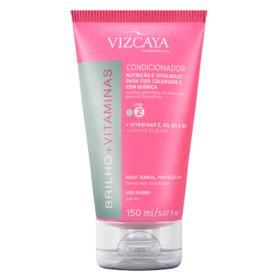 Vizcaya Brilho + Vitaminas- Condicionador - 150ml