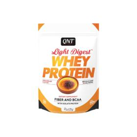 Light Digest Whey Protein 500G - QNT - Light Digest Whey Protein 500G - QNT - Creme Brulle