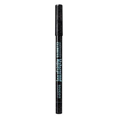 Imagem 4 do produto Contour Clubbing Waterproof Bourjois - Lápis para Olhos - T48 - Atomic Black