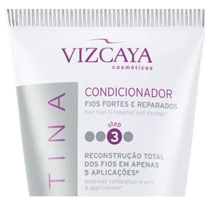 Imagem 2 do produto Vizcaya Keratina - Condicionador Reconstrutor - 150ml