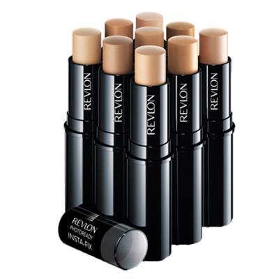 Imagem 3 do produto Photoready Insta-Fix MakeUp Revlon - Base em Bastão - 220 Golden Beige