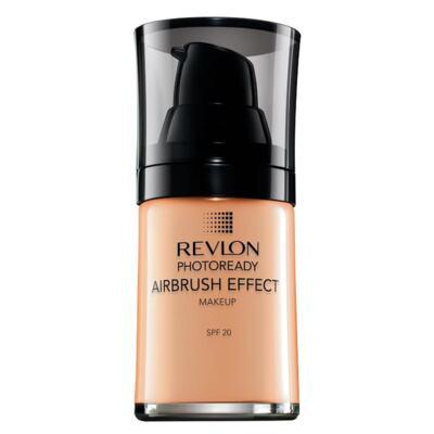 Imagem 1 do produto Photoready Airbrush Effect MakeUp Revlon - Base Líquida - 170 Golden Beige