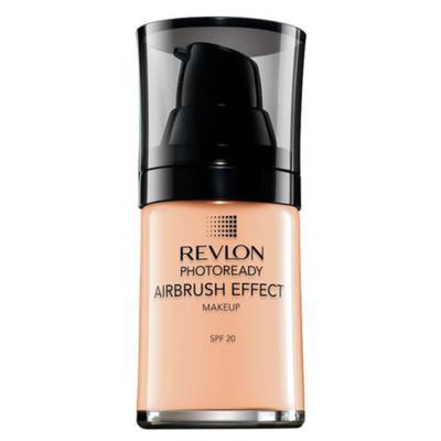 Photoready Airbrush Effect MakeUp Revlon - Base Líquida - 140 Nude