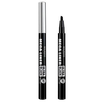 Imagem 3 do produto Mega Line Ultra Black Bourjois - Delineador - Ultra Black