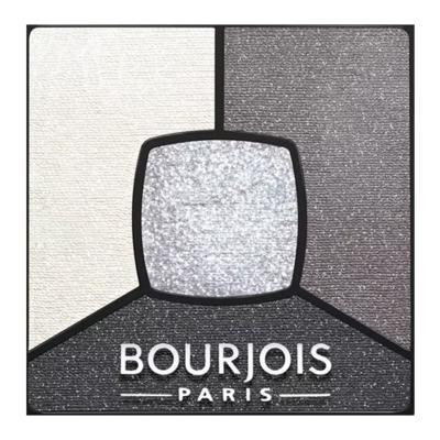 Imagem 3 do produto Smoky Stories Bourjois - Paleta de Sombras - 01 - Grey e Night