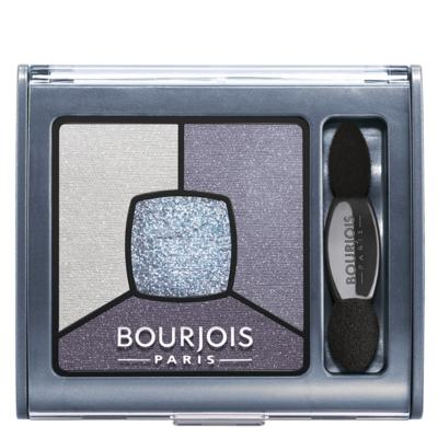 Smoky Stories Bourjois - Paleta de Sombras - 08 - Ocean Obsession