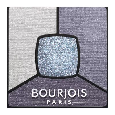 Imagem 3 do produto Smoky Stories Bourjois - Paleta de Sombras - 08 - Ocean Obsession