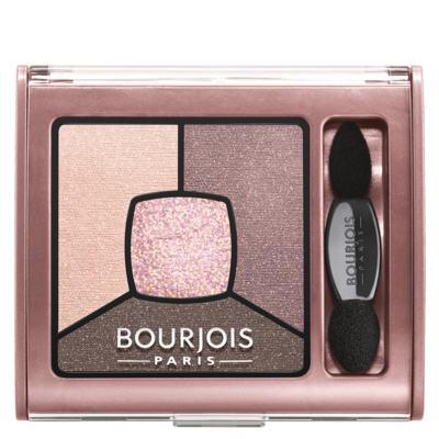 Imagem 1 do produto Smoky Stories Bourjois - Paleta de Sombras - 02 - Over Rose