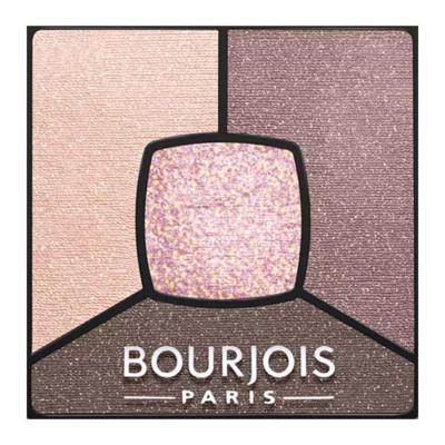 Imagem 3 do produto Smoky Stories Bourjois - Paleta de Sombras - 02 - Over Rose