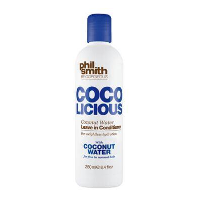 Imagem 1 do produto Phil Smith Coco Licious Coconut Water - Leave-In Condicionante - 250ml