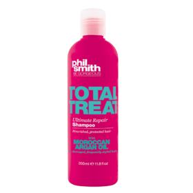 Total Treat Argan Oil Phil Smith - Shampoo Hidratante - 350ml