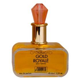 Gold Royale I-Scents Perfume Feminino - Eau de Parfum - 100ml