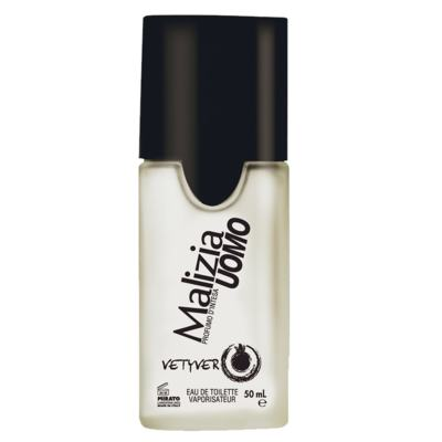 Malizia Vetyver Profumo D'intesa Malizia - Perfume Masculino - Eau de Toilette - 50ml