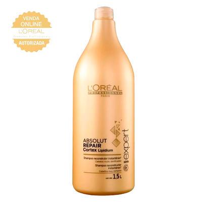 Imagem 2 do produto L'Oréal Professionnel Absolut Repair Pós Química Kit - Shampoo 1,5L + Máscara 500g - Kit