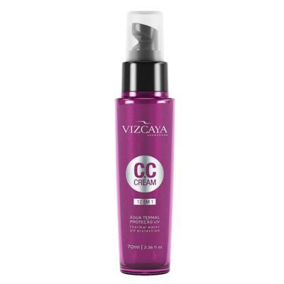 CC Cream 12 em 1 Vizcaya - 70ml