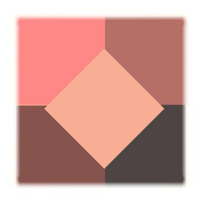Imagem 2 do produto Quinteto de Sombras Lumière Vult - Sombra - 03 - Drama