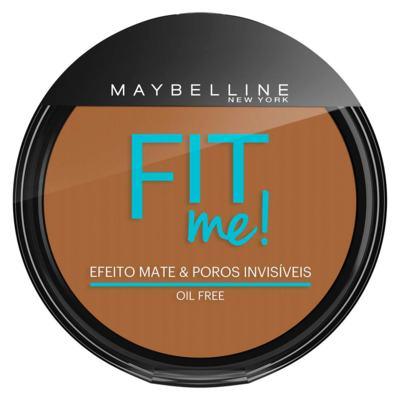 Fit Me! Maybelline - Pó Compacto para Peles Escuras - 300 - Escuro Original
