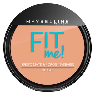 Fit Me! Maybelline - Pó Compacto para Peles Clara - 150 - Claro Especial