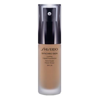 Imagem 1 do produto Synchro Skin Lasting Liquid Foundation SPF 20 Shiseido - Base Líquida - N4 - Neutral 4