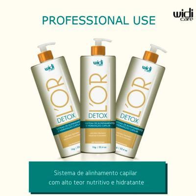 Imagem 2 do produto Sistema de Alinhamento e Hidratação Capilar Widi Care - L' Or Detox Passo 2 - 1Kg