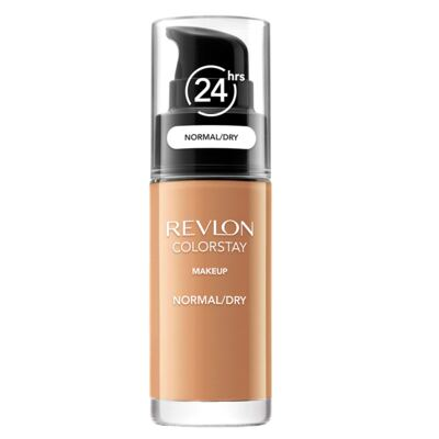 Imagem 1 do produto Colorstay Pump Normal Dry Skin Revlon - Base Líquida - 370 Toast