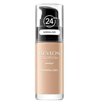 Imagem 1 do produto Colorstay Pump Normal Dry Skin Revlon - Base Líquida - Natural Beige