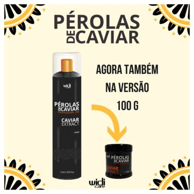 Imagem 2 do produto Sistema de Alinhamento Widi Care - Pérolas de Caviar Extract Passo 2 - 1L