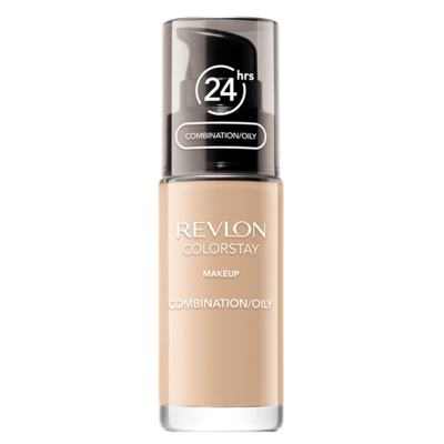 Colorstay Pump Combination/Oily Skin Revlon - Base Líquida - 220 Natural Beige